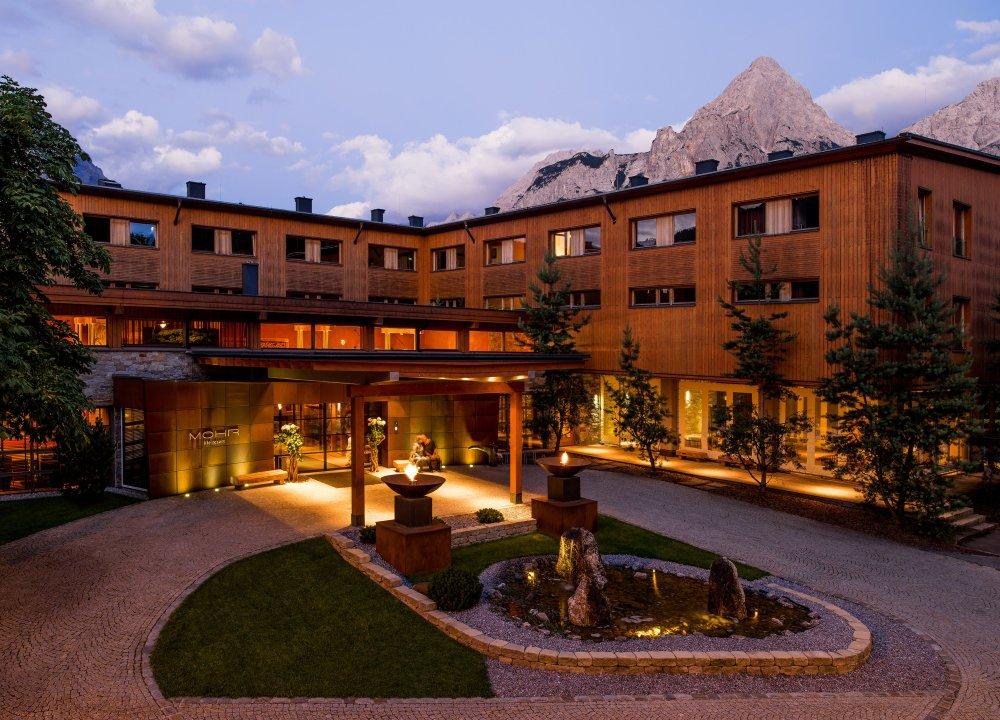 Lermoos Hotels  Sterne